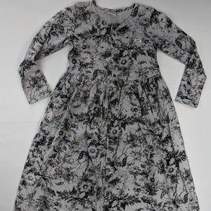Vintage Guess Floral Dress Size 10
